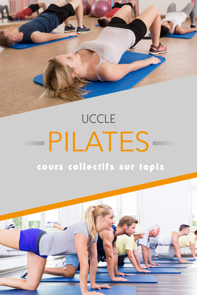 Uccle Pilates à l'Usine